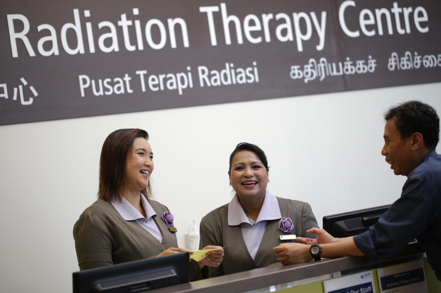 Radiation Oncology - NCIS | National University Cancer