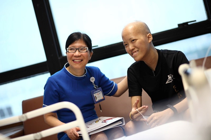 National University Nursing >> Nursing Ncis National University Cancer Institute Singapore