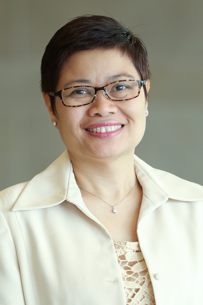 Photo of Dr Mariflor Villegas